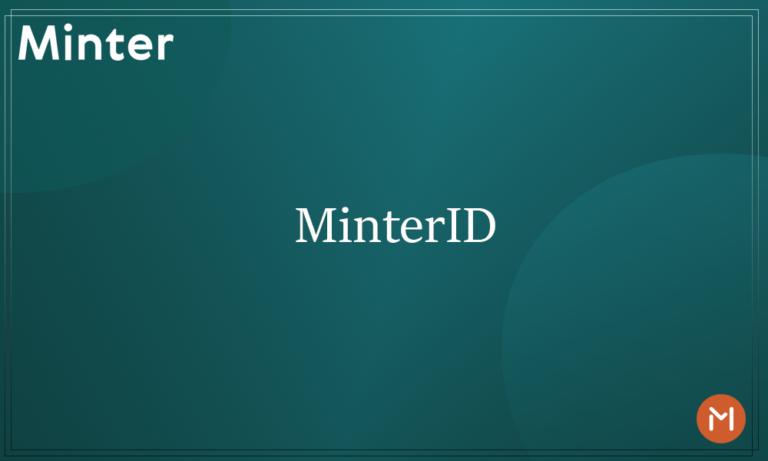 MinterID